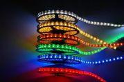 светодиодная лента - разные цвета - в наличии - от 900 тг Талдыкорган