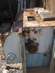 Сушильный барабан, грохот асфальтосмеситель 117,  битумный котел